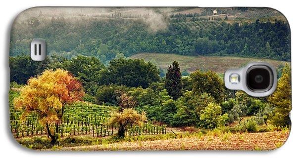 Autumnal Hills Galaxy S4 Case
