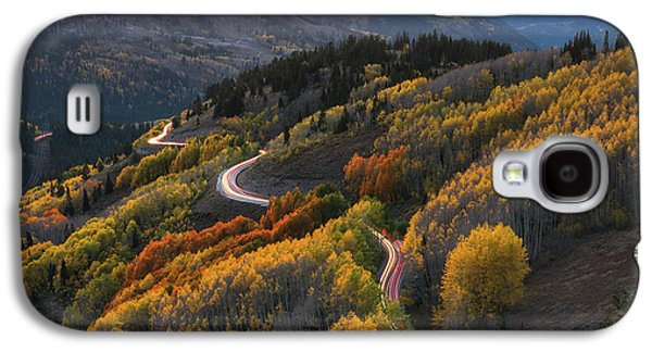 Autumnatic Transmission Galaxy S4 Case