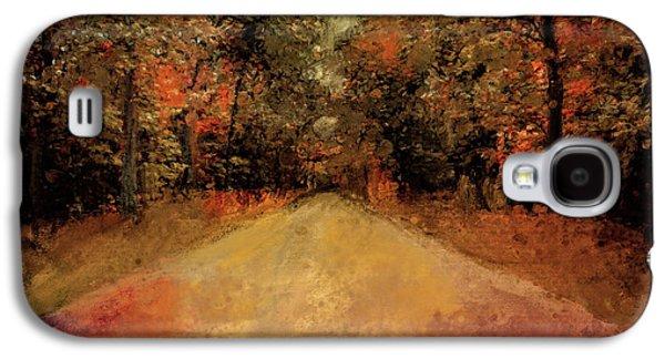 Autumns Approach Galaxy S4 Case