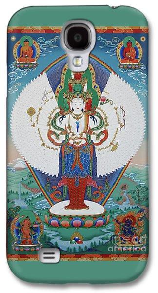 Avalokiteshvara Lord Of Compassion Galaxy S4 Case
