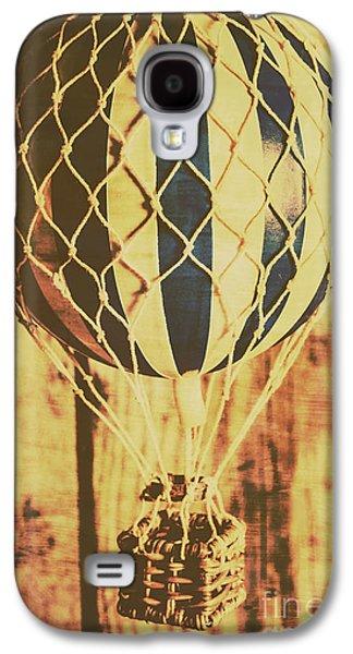 Aviation Nostalgia Galaxy S4 Case by Jorgo Photography - Wall Art Gallery