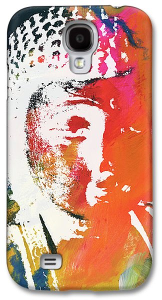Awakened Buddha 5- Art By Linda Woods Galaxy S4 Case