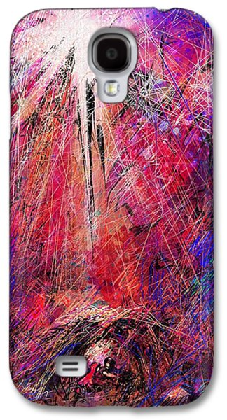 Away In A Manger Galaxy S4 Case