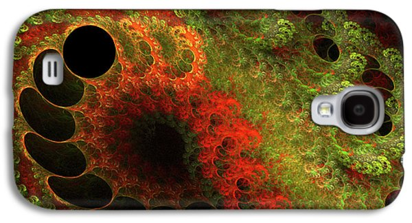 Awed Galaxy S4 Case by Bonnie Bruno
