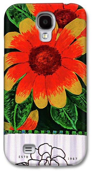 Galaxy S4 Case - Azalea Festival Sign by Tamyra Ayles