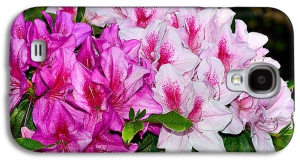Azalea Garden By Kaye Menner Galaxy S4 Case by Kaye Menner