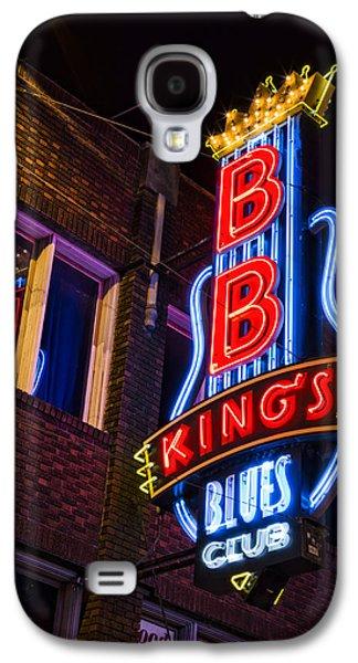 B B Kings On Beale Street Galaxy S4 Case