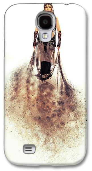 B E L L Y - D A N C E R  Galaxy S4 Case by Nichola Denny