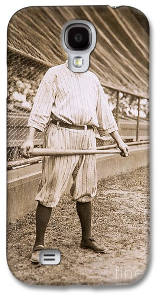 Babe Ruth On Deck Galaxy S4 Case