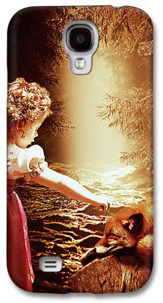 Babes In The Woods Galaxy S4 Case