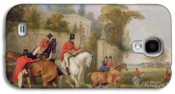 Bachelor's Hall - The Meet Galaxy S4 Case by Francis Calcraft Turner