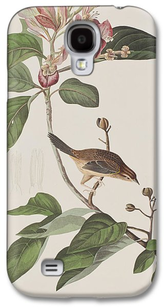 Bachmans Sparrow Galaxy S4 Case by John James Audubon