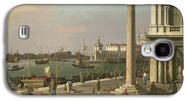 Bacino Di S. Marco - From The Piazzetta Galaxy S4 Case by Canaletto
