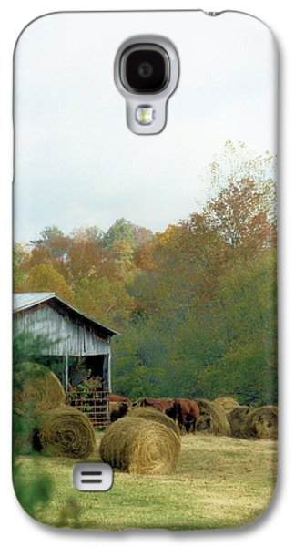 Back At The Barn Galaxy S4 Case