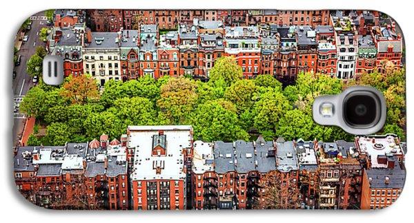 Back Bay Boston  Galaxy S4 Case by Carol Japp