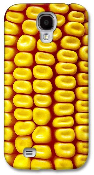 Background Corn Galaxy S4 Case