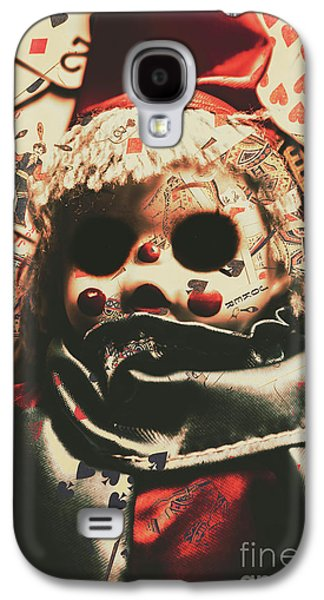 Magician Galaxy S4 Case - Bad Magic by Jorgo Photography - Wall Art Gallery