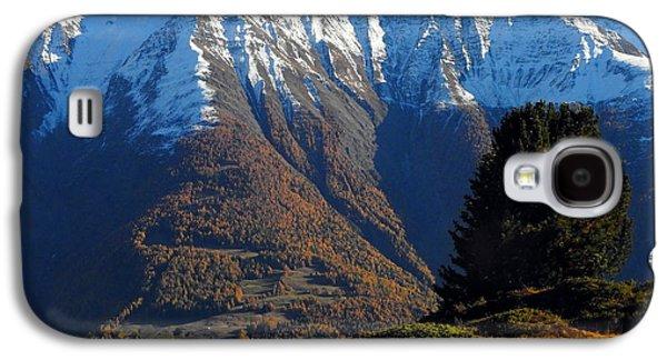 Baettlihorn In Valais, Switzerland Galaxy S4 Case