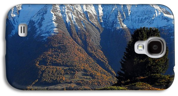 Baettlihorn In Valais, Switzerland Galaxy S4 Case