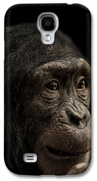 Baffled Galaxy S4 Case by Paul Neville