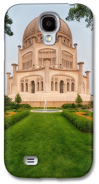 Baha'i Temple - Wilmette - Illinois - Veritcal Galaxy S4 Case
