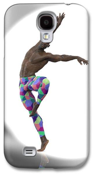 Bailarin Con Foco Galaxy S4 Case