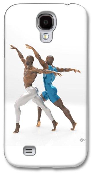 Baile Sincronizado Galaxy S4 Case