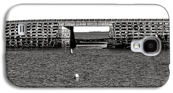 Bailey Island Bridge Galaxy S4 Case by Olivier Le Queinec