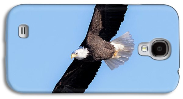 Bald Eagle Overhead  Galaxy S4 Case