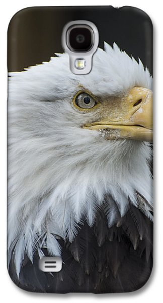 Bald Eagle Portrait Galaxy S4 Case