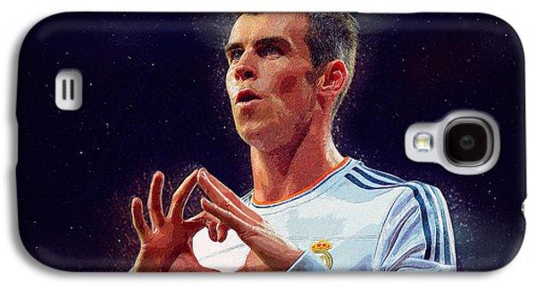 Bale Galaxy S4 Case by Semih Yurdabak