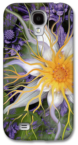 Bali Dream Flower Galaxy S4 Case