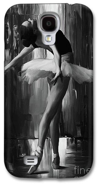 Ballerina 0xd03 Galaxy S4 Case by Gull G