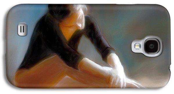 Ballerina 3 Galaxy S4 Case by Juan Carlos Ferro Duque