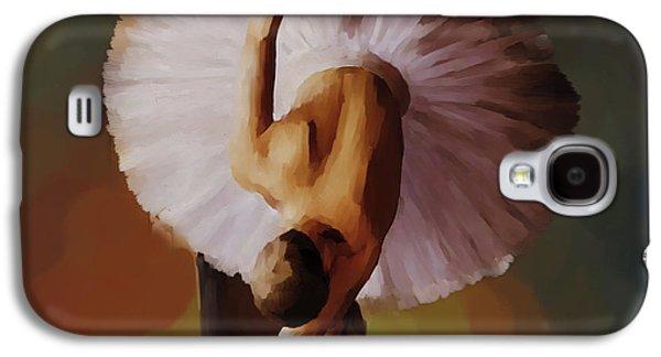Ballerina Art 0421 Galaxy S4 Case by Gull G
