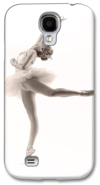 Ballerina Galaxy S4 Case