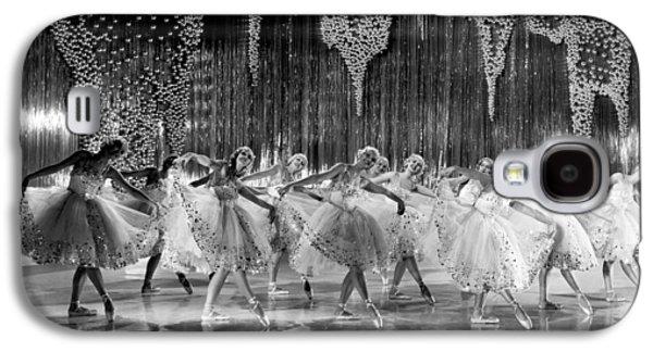 Ballet Dancers Galaxy S4 Case