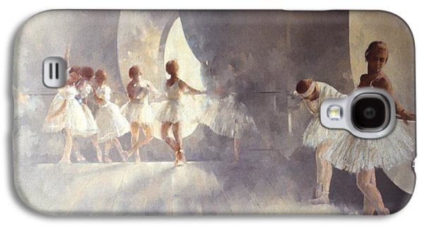 Ballet Studio  Galaxy S4 Case by Peter Miller