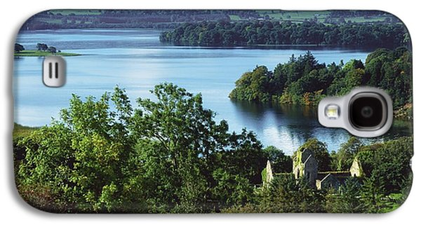 Monasticism Galaxy S4 Cases - Ballindoon Abbey, Lough Arrow, County Galaxy S4 Case by The Irish Image Collection