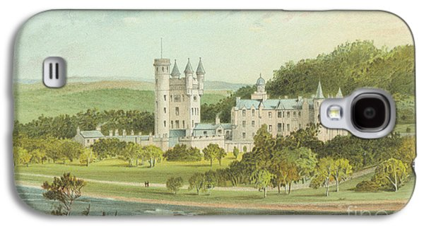 Balmoral Castle, Scotland Galaxy S4 Case by English School