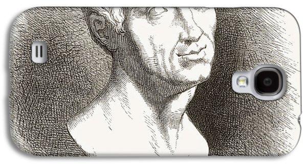 Balthasar Denner, 1685 Galaxy S4 Case by Vintage Design Pics