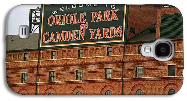 Baltimore Orioles Park At Camden Yards Galaxy S4 Case