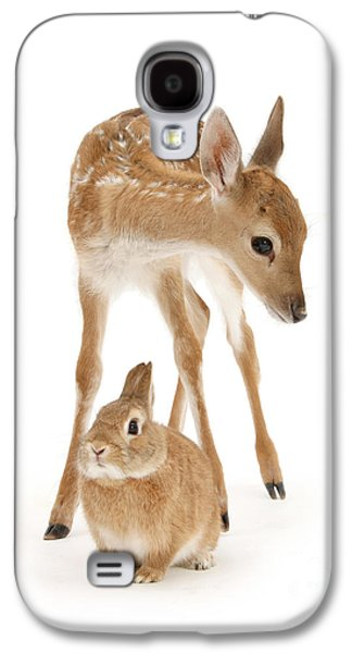 Bambi And Thumper Galaxy S4 Case
