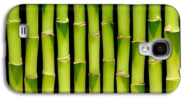 Bamboo Bamboo Bamboo Galaxy S4 Case