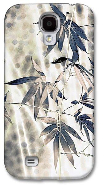 Chromatic Galaxy S4 Cases - Bamboo Galaxy S4 Case by Wayne Sherriff
