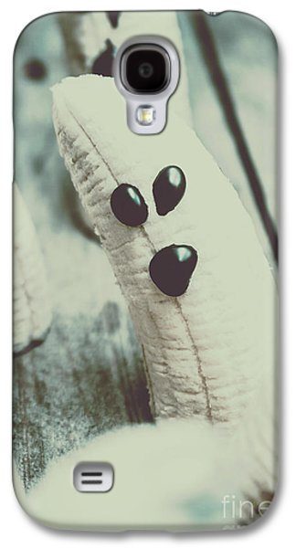 Banana Halloween Ghosts Galaxy S4 Case by Jorgo Photography - Wall Art Gallery