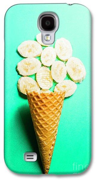 Bananas Over Sorbet Galaxy S4 Case by Jorgo Photography - Wall Art Gallery