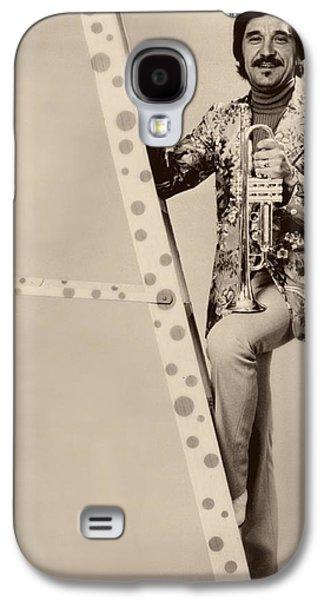 Band Leader Doc Serverinsen 1974 Galaxy S4 Case