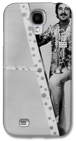 Band Leader Doc Severinson 1974 Galaxy S4 Case by Mountain Dreams