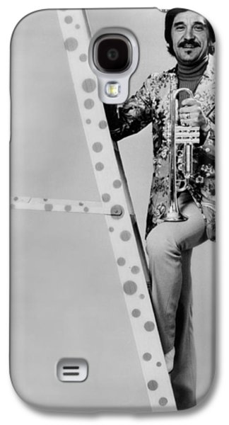 Band Leader Doc Severinson 1974 Galaxy S4 Case